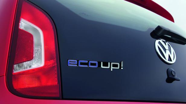Ab Anfang 2013 ist der Up mit Erdgasantrieb zu haben