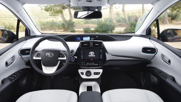 Toyota Prius 4. Gen. 2016…