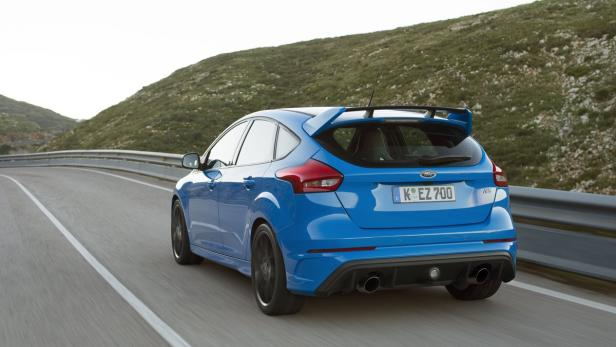 Ford Focus RS…