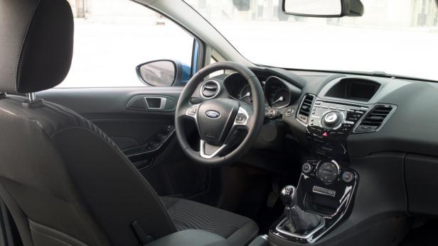 Cockpit: Überarbeitet, aber nach wie vor keine Referenz für wirklich tolle Übersichtlichkeit