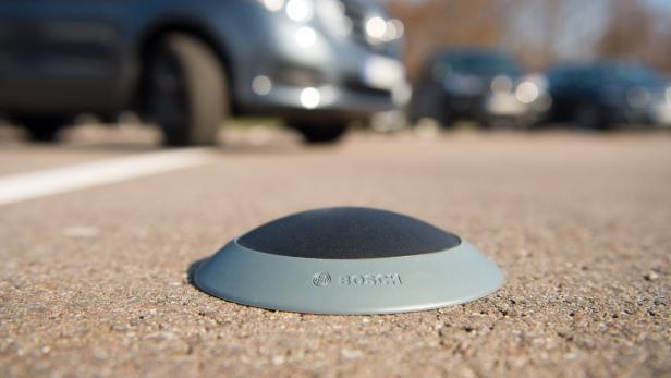 Bosch Einparkassistenten…