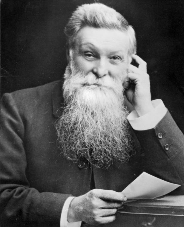 John Boyd Dunlop (1840 bis 1921): Der geborene Schotte war in Belfast als Tierarzt tätig und galt als begnadeter Tüftler; er ging in die Geschichte als Erfinder des Luftreifens ein