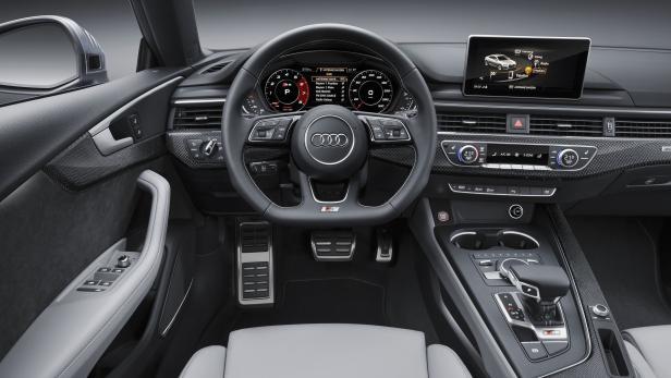 audi a5 als s5 sportback und 3,0 tdi coupe im test | motor.at