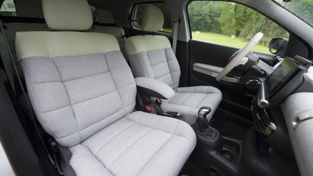 Citroen Advanced Comfort…