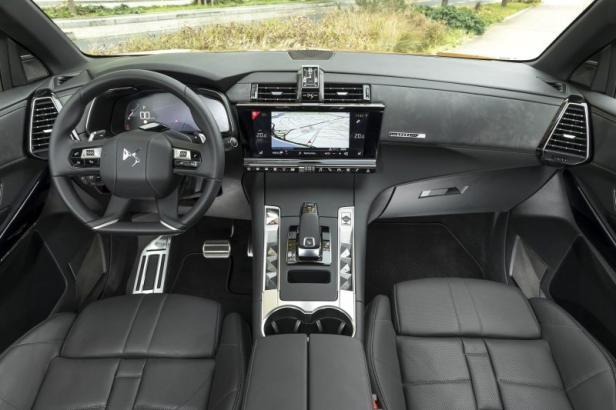 DS7 Cockpit