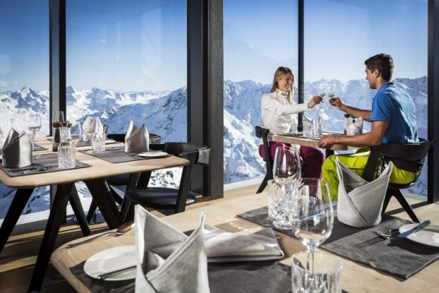Sölden Ice Q Restaurant