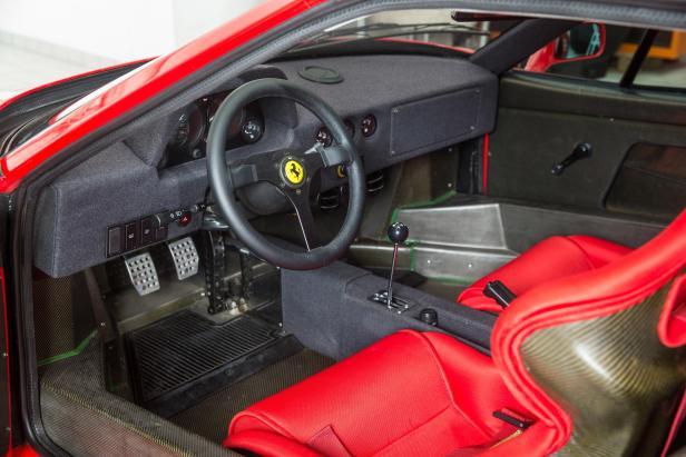 Gerhard Berger Verkauft Seinen Ferrari F40 Motor At
