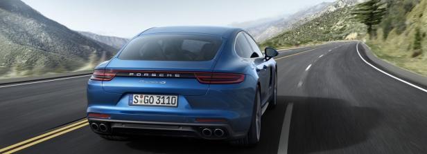 Porsche Panamera Techday Juli 2016…