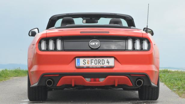 Ford Mustang Cabrio…