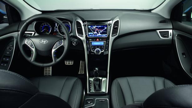 Mit dem Vorgänger nur mehr den Namen gemeinsam: Der neue Hyundai i30