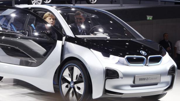 BMW i8: Sportlicher Überflieger mit Hybrid-Antrieb und Allrad.