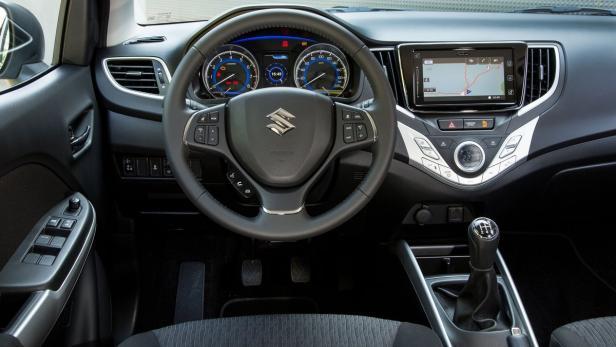 Suzuki Baleno Endlich Wieder Echte Diskontpreise
