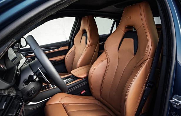 BMW X6M…
