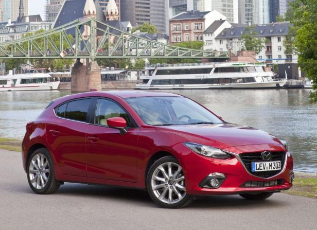 Mazda 3…