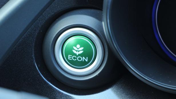 Econ-Schalter für noch wirtschaftlicheres Fahren.