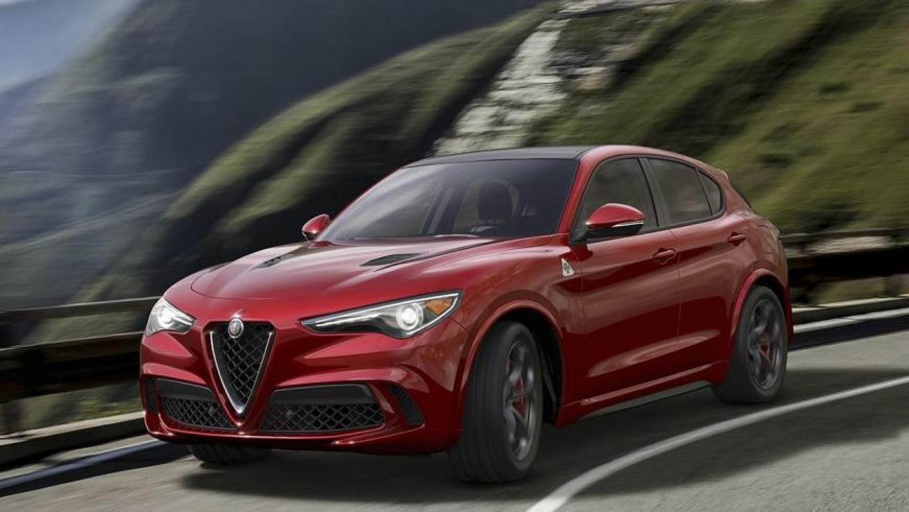 Alfa Romeo Stelvio: Quasi die Giulia fürs Grobe | motor.at