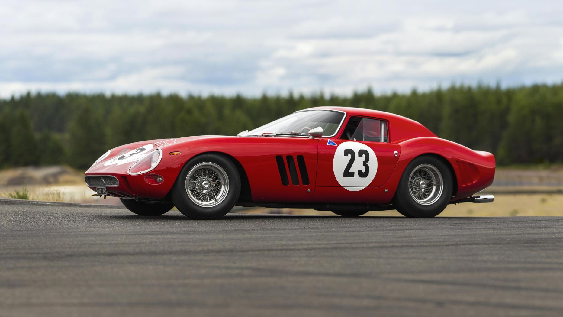 Rekordpreis 48 4 Millionen Dollar Für Einen Ferrari 250 Gto Motor At