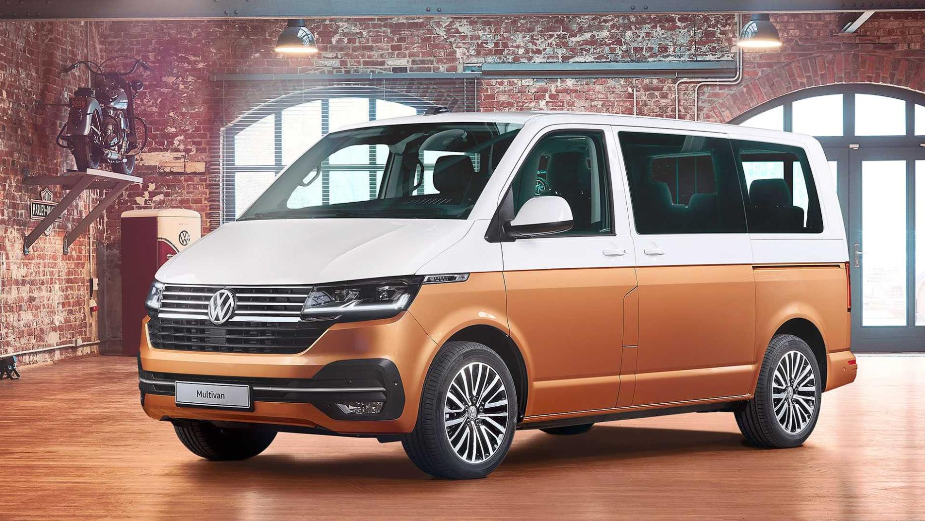 Offiziell: VW T7 kommt 2021 auch als Plug-in-Hybrid | motor.at