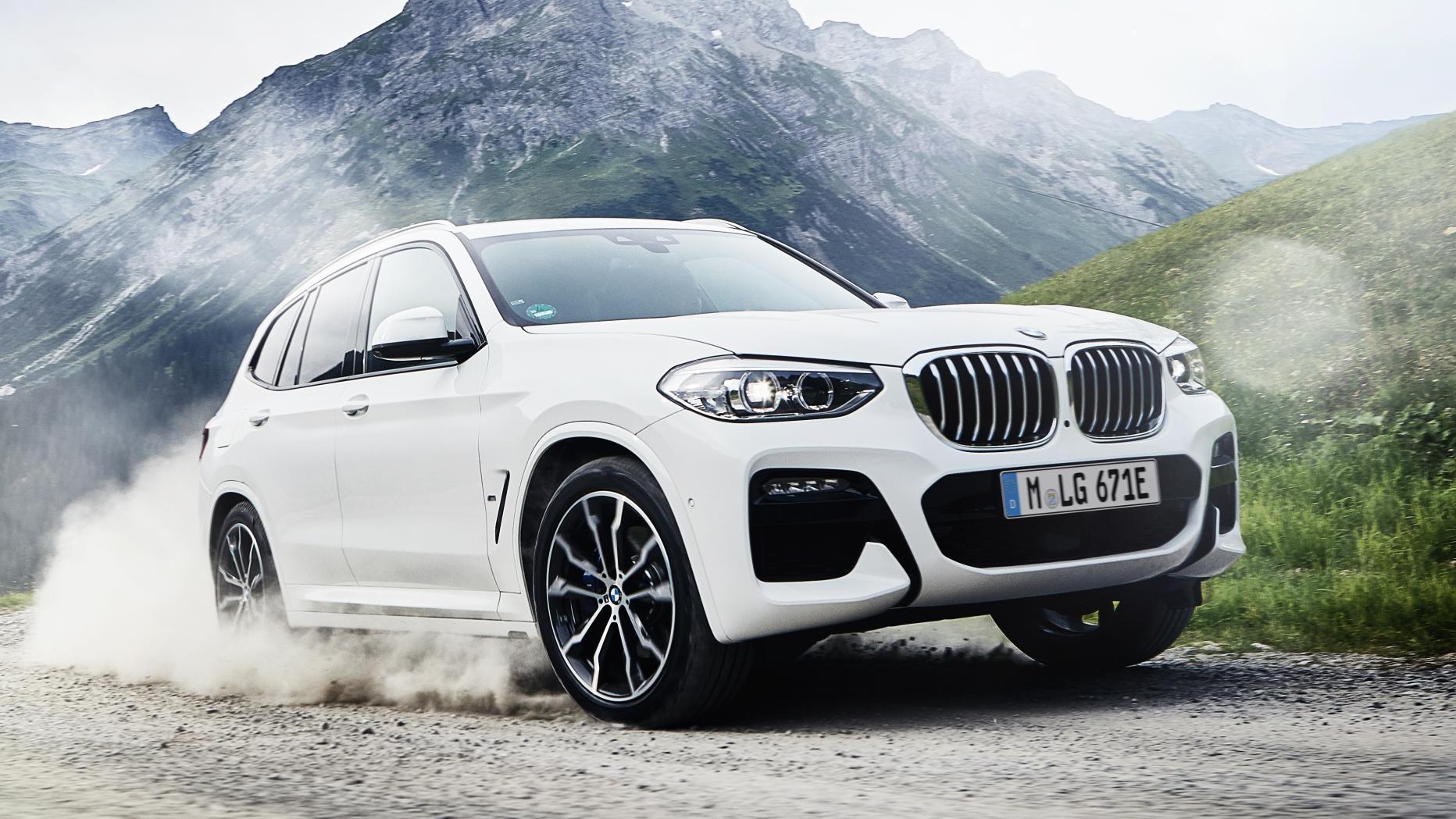 2020 BMW X3 Hybrid Configurations