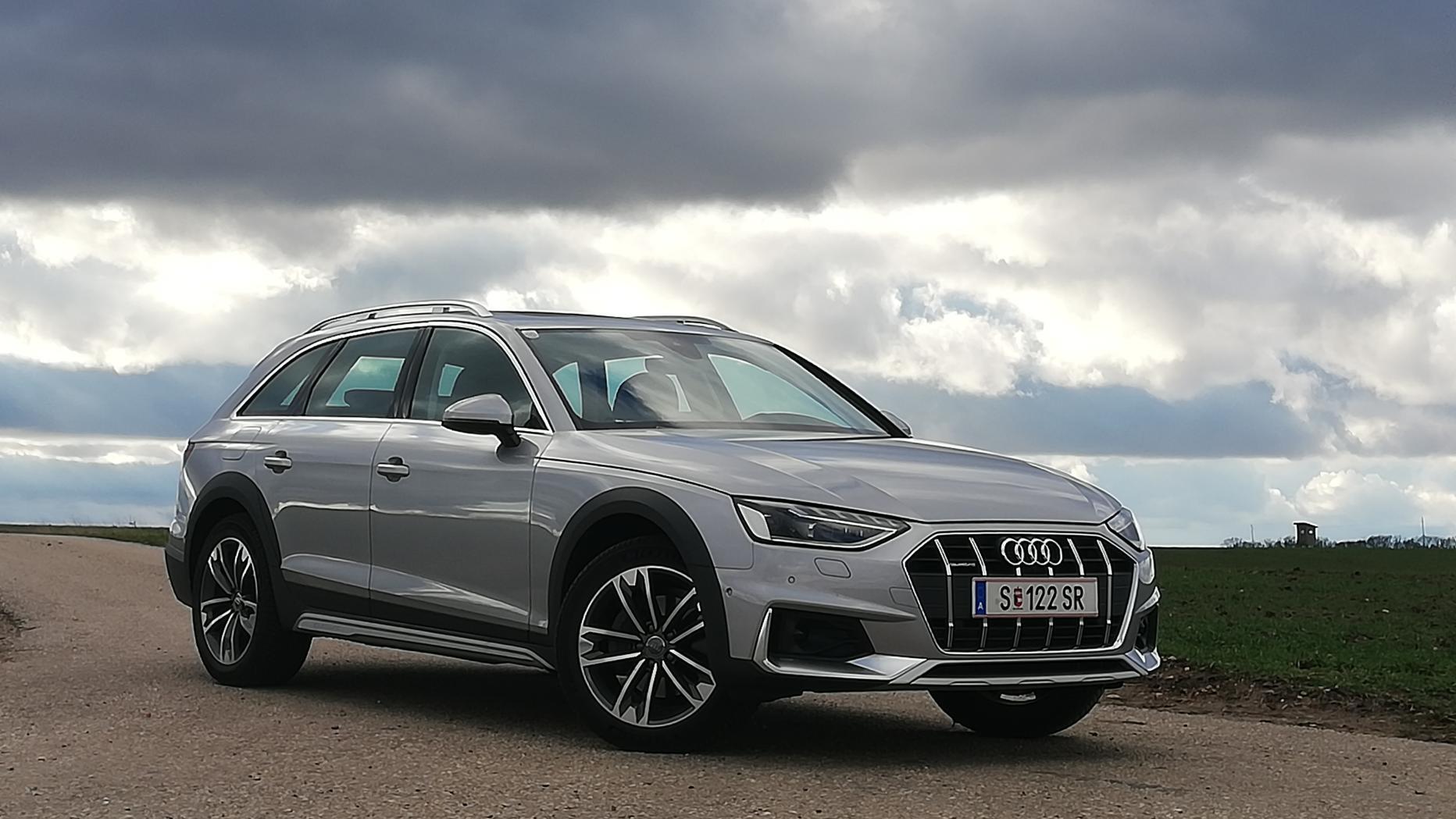 2020 Audi Allroad Concept
