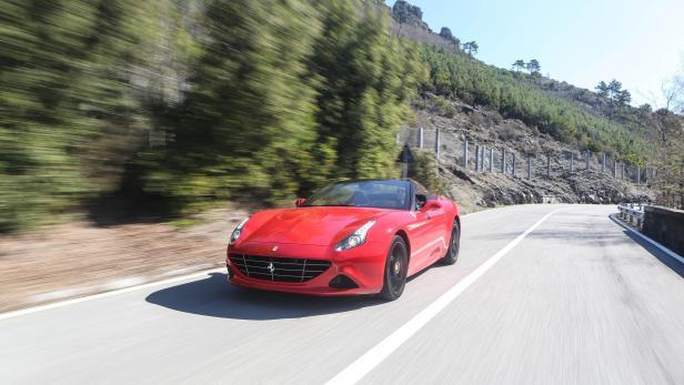 Ferrari California T Begegnung Im Kurvenreich Motor At