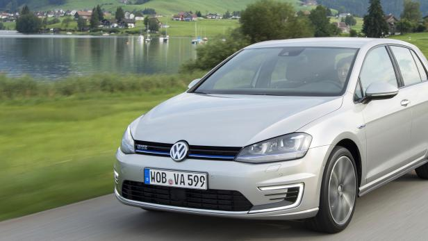 Vw Golf Gte So Fährt Sich Der Hybrid Golf Motorat