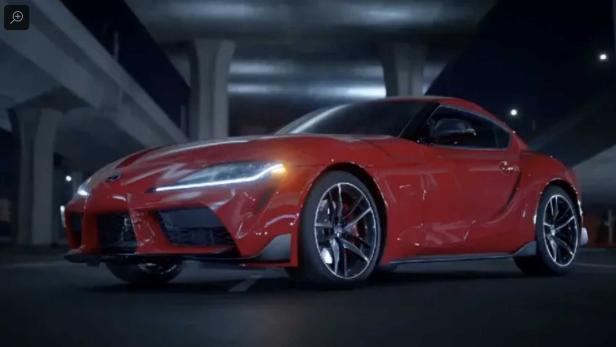 Toyota Supra 2019 Durch Tweet Versehentlich Enthullt Motor At