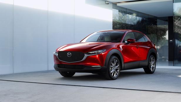 Neuer Mazda Cx 30 Ordnet Sich Zwischen Cx 3 Und Cx 5 Ein Motorat