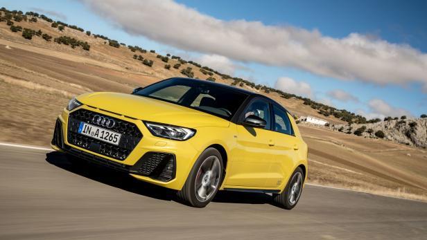 Audi A1 Sportback als 35 TFSI im Test | motor at