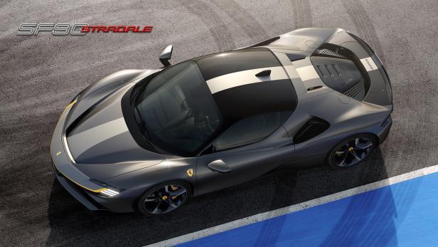 Ferrari Sf90 Stradale Der Erste Ferrari Für Die Steckdose Motor At
