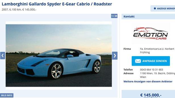 Willhabenat Sportwagen Von Rod Stewart Zum Verkauf Motorat