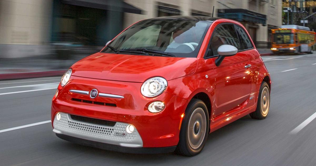 FCA Elektro-Offensive: Neuer Fiat 500e und Alfa Kompakt ...