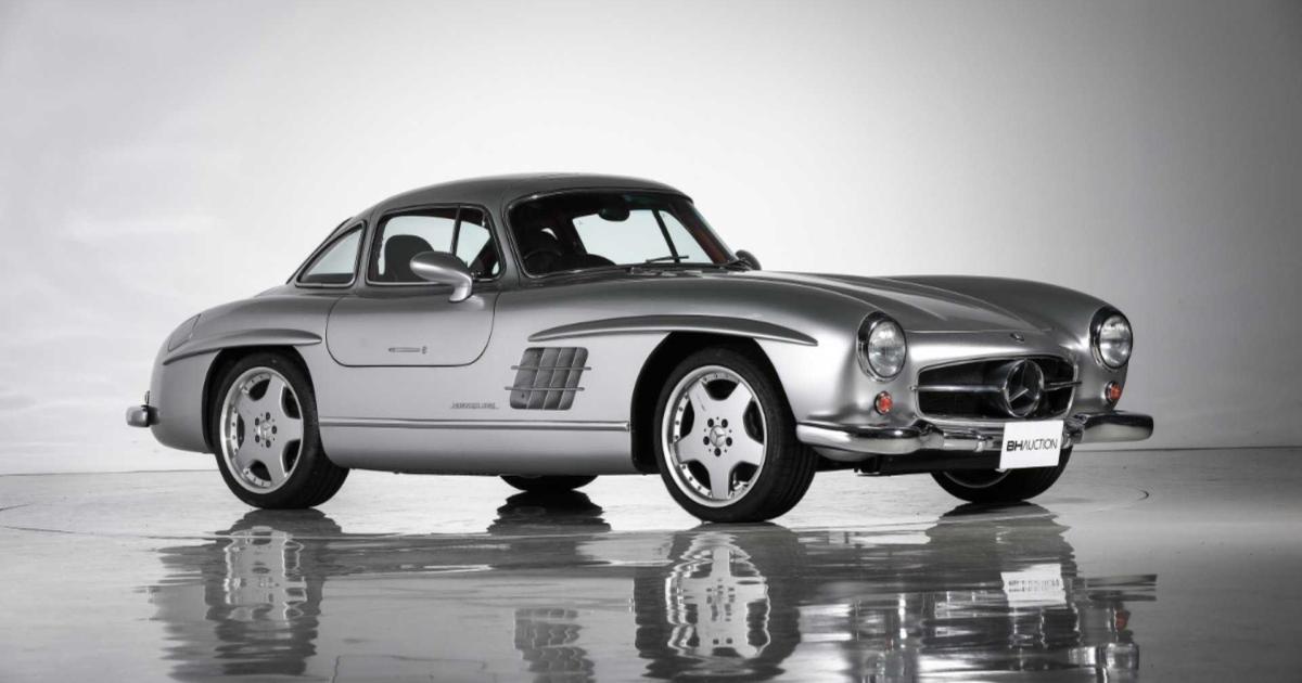 Dieser-spezielle-Mercedes-300-SL-ist-ein-Oldtimer-Verbrechen