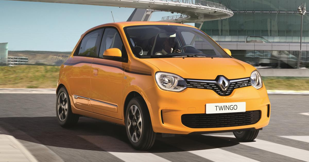 update was ist neu beim renault twingo 2019. Black Bedroom Furniture Sets. Home Design Ideas