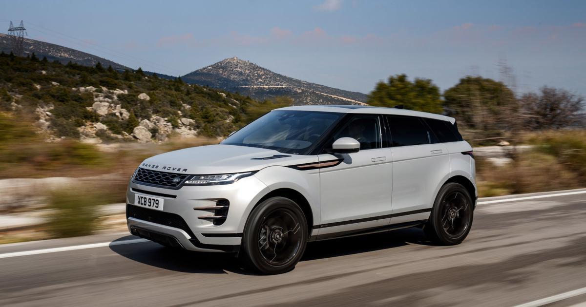 Range Rover Evoque >> Range Rover Evoque - so fährt sich der Neue   motor.at