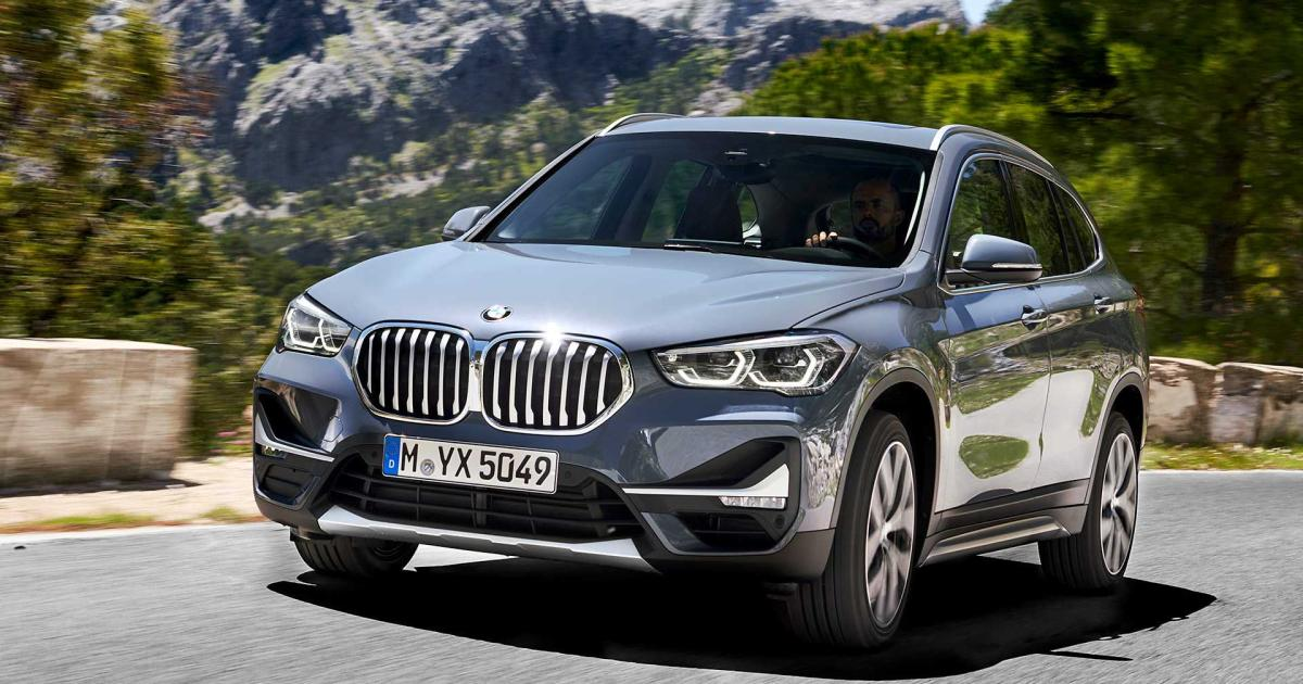 Bmw X1 Was It 2019 New To A Small Bmw Suv