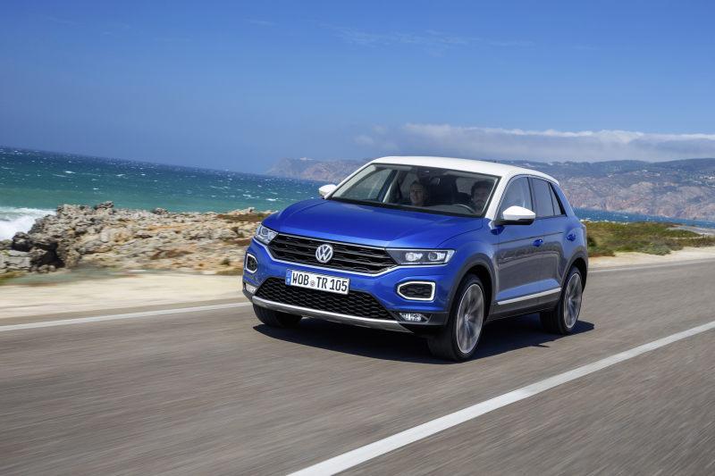 VW T-Roc: Der Volkswagen unter den Kompakt-SUV