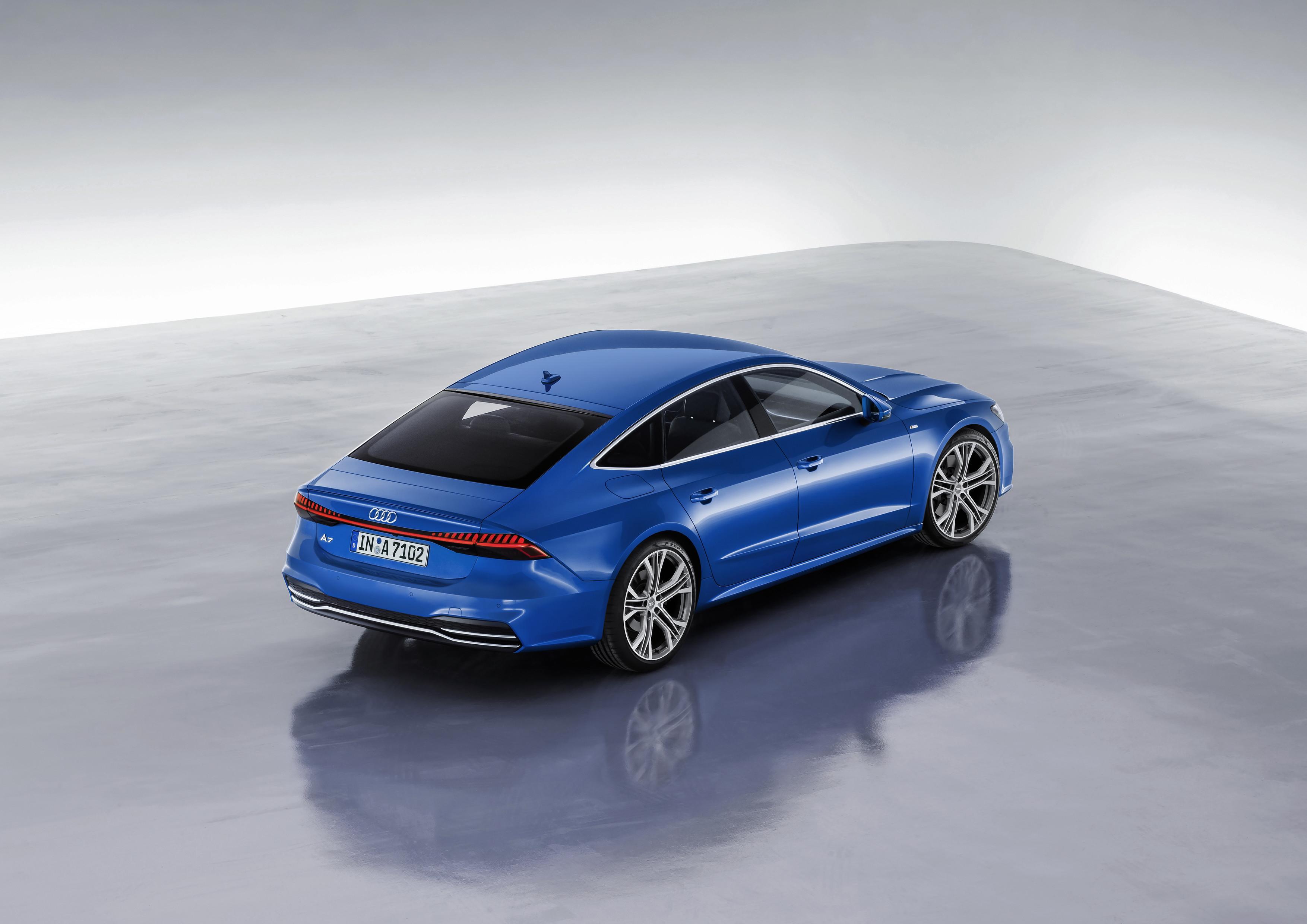 Audi zeigt die nächste Generation des A7