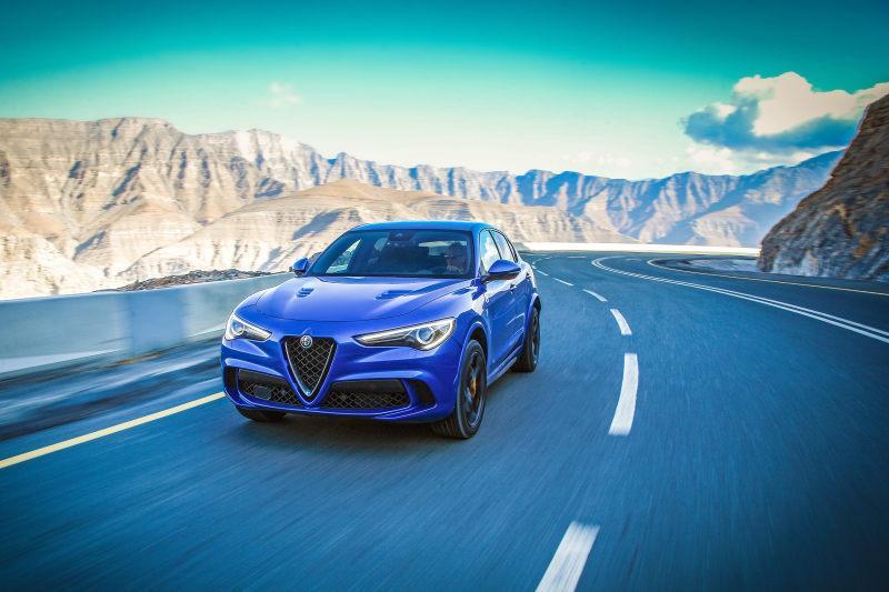 Alfa Romeo Stelvio Quadrifoglio: Jetzt auch im ersten Stock