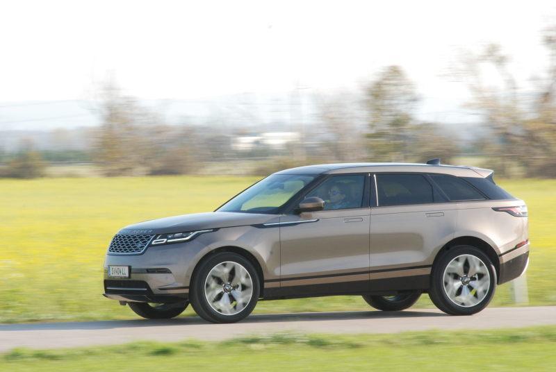 Range Rover Velar im Test: Schön und etwas rätselhaft