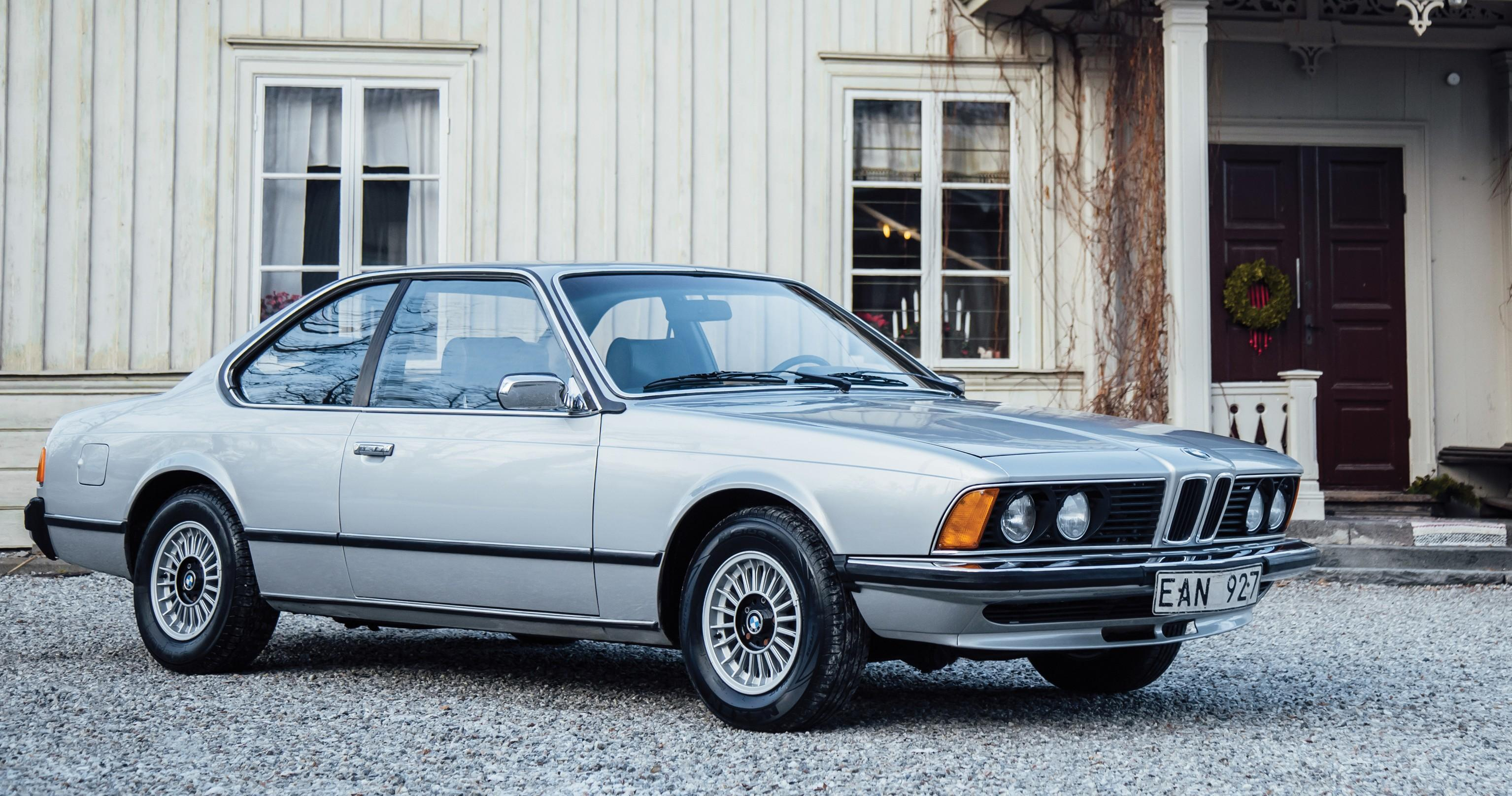 BMW 633 CSi von ABBA wird versteigert