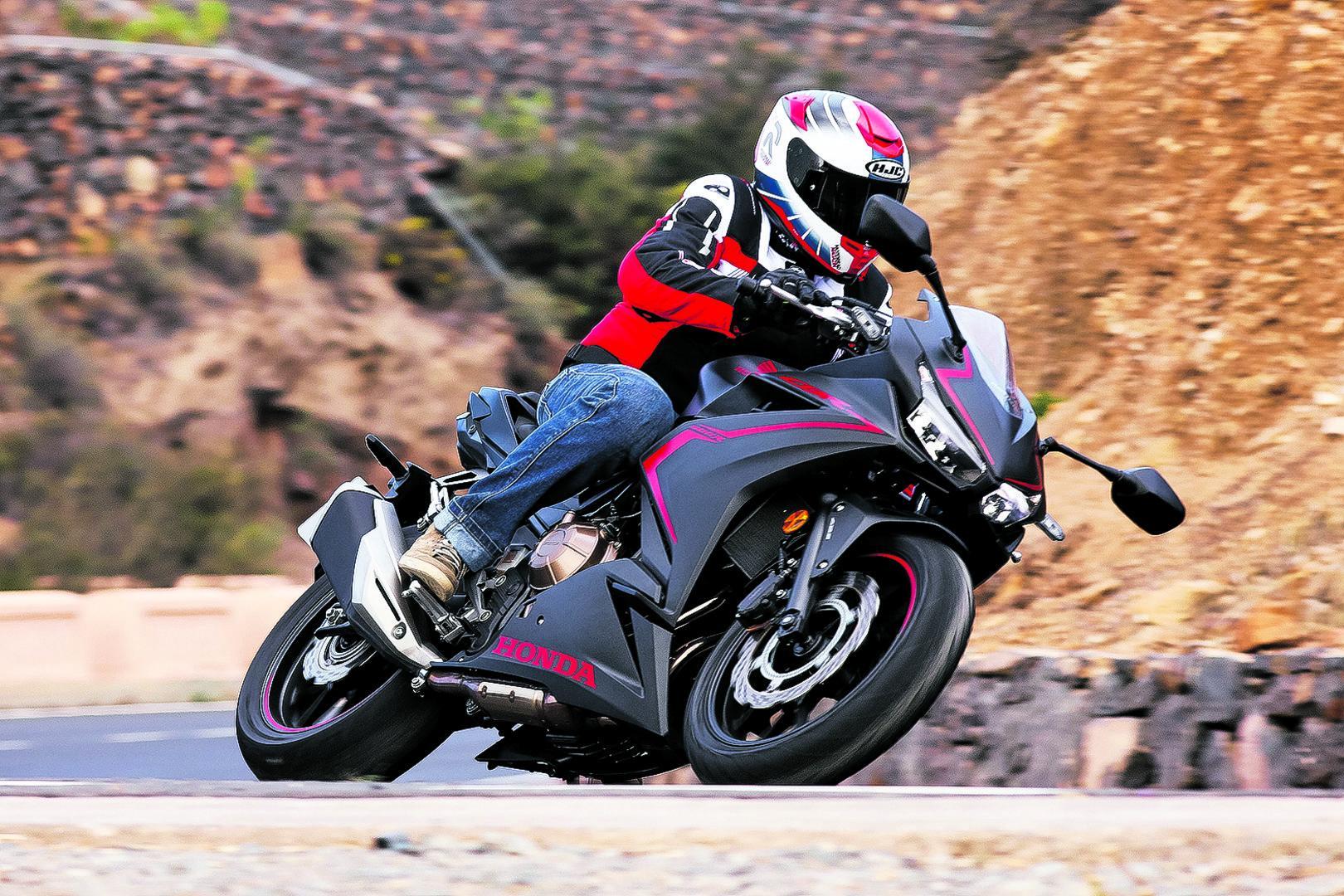 Honda CB500F/CB500X/CBR500R: Spielerisch, aber kein Spielzeug