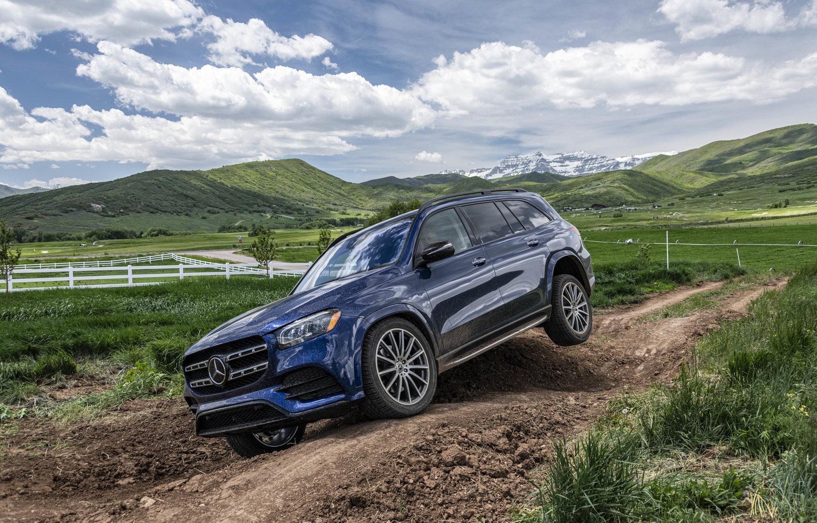 Mercedes GLS: Neue Größe mit Augenmaß