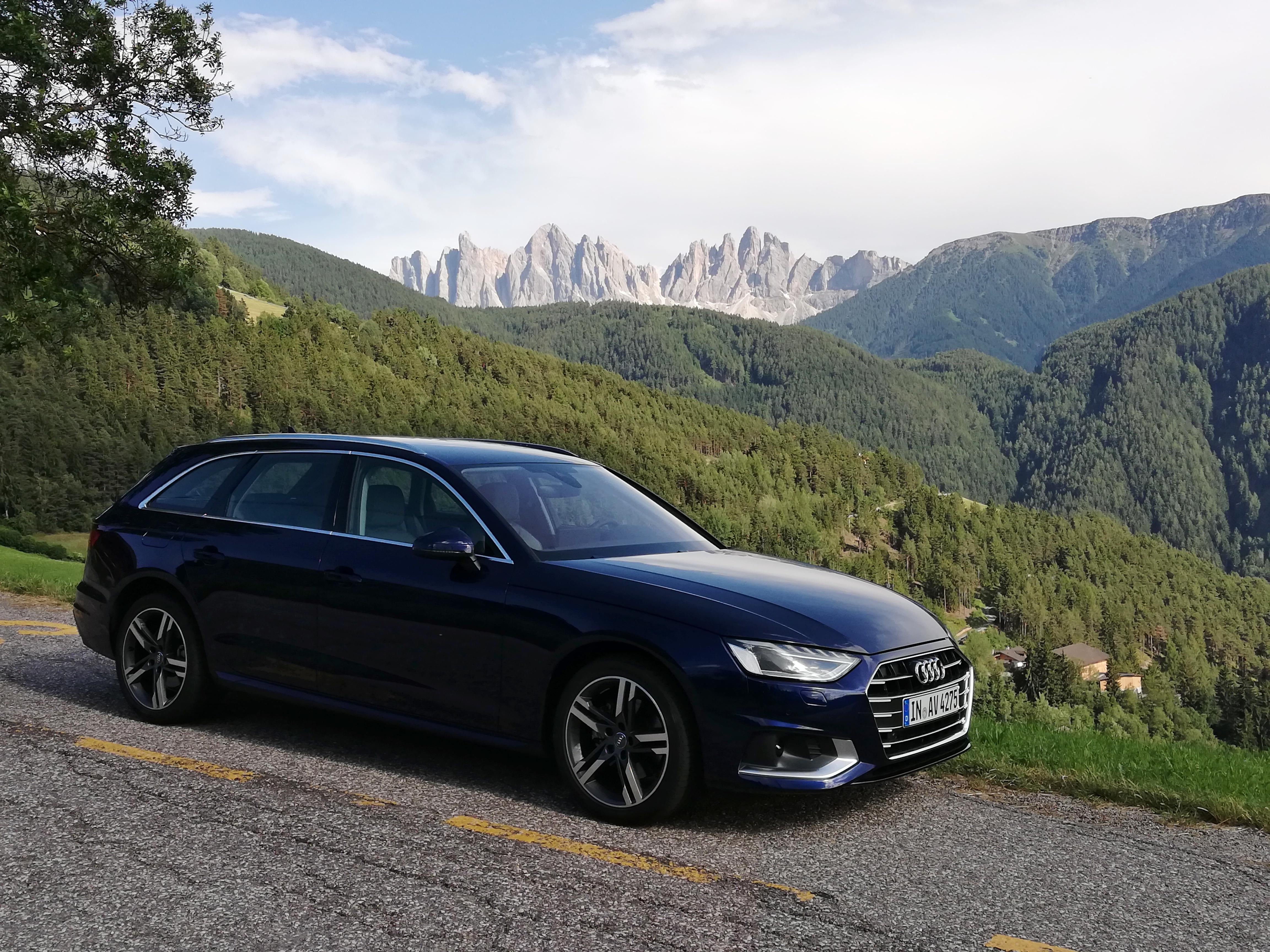 Audi A4: Erste Ausfahrt mit dem kommenden 35 TDI
