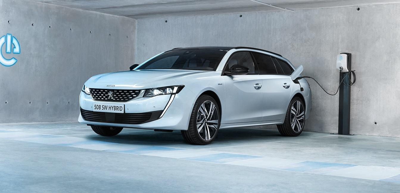 Peugeot 508: Ab Herbst auch als Plug-in-Hybrid