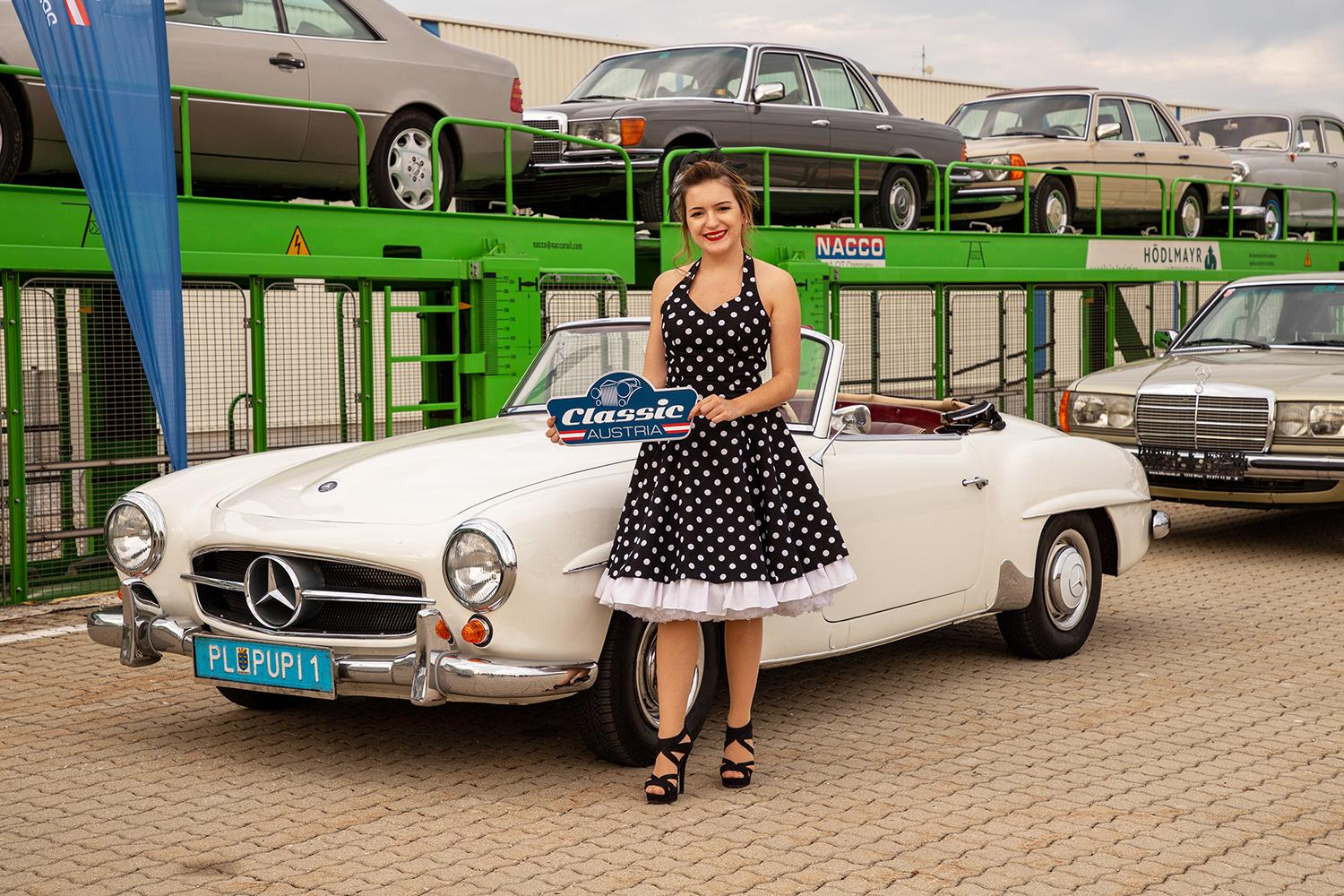 Classic Car: Auktion am 21. September in Wels