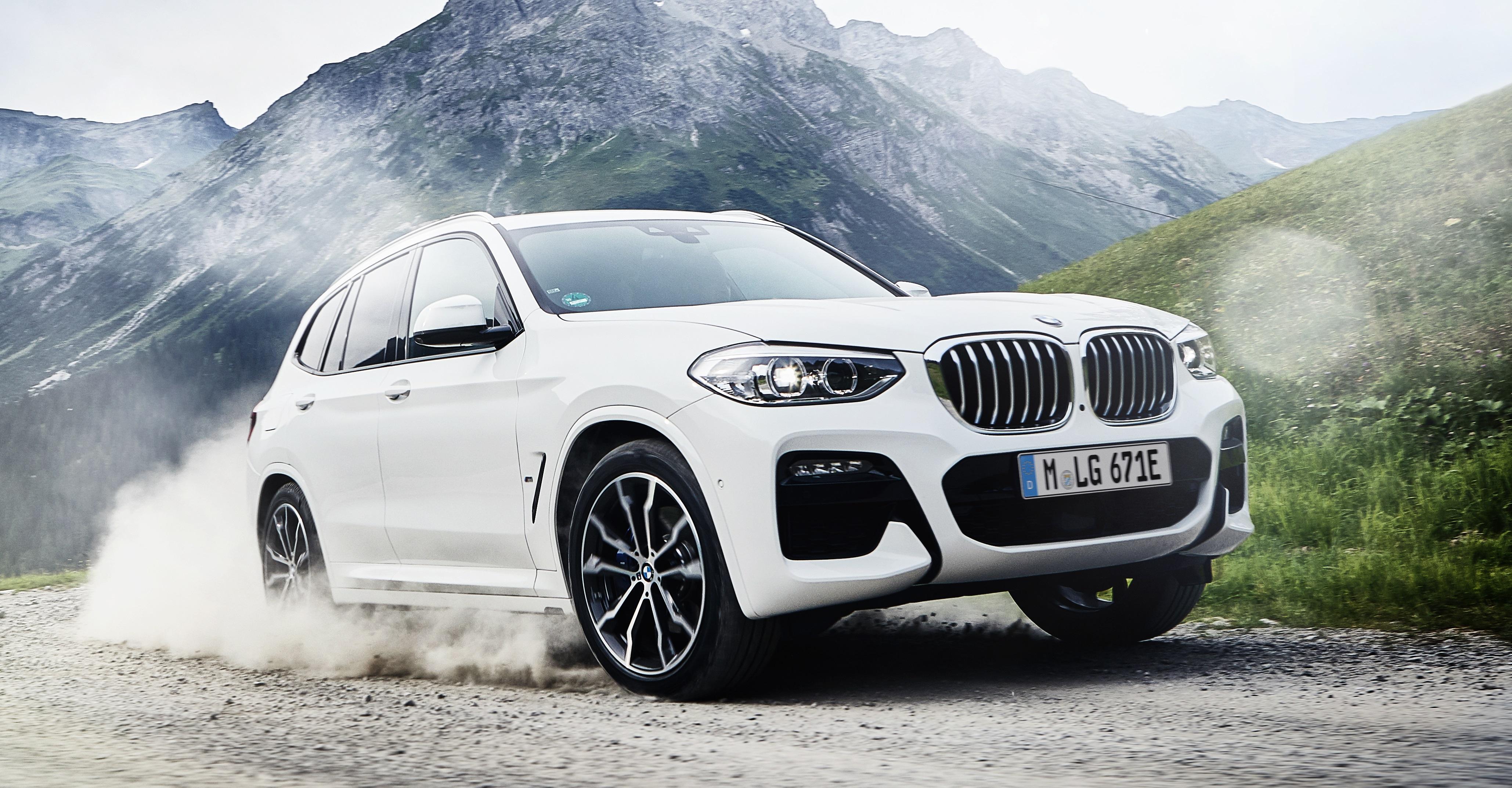 BMW: X3 als Plug-in-Hybrid kostet ab 58.850 Euro