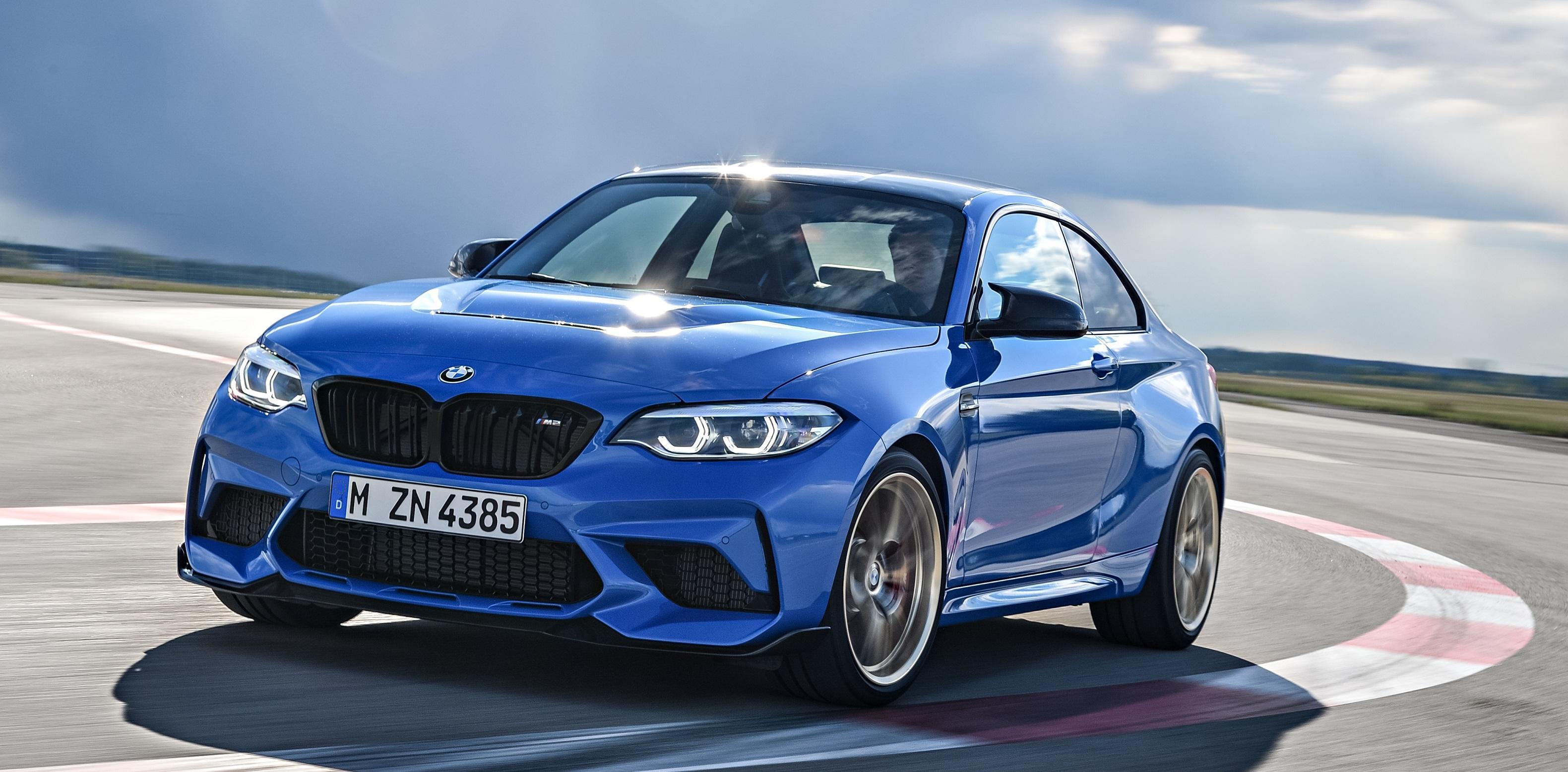 BMW M2 CS: Noch wilder als der M2 Competition