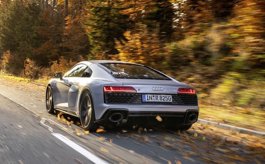 Audi R8 V10 RWD wird der neue Einsteiger-R8