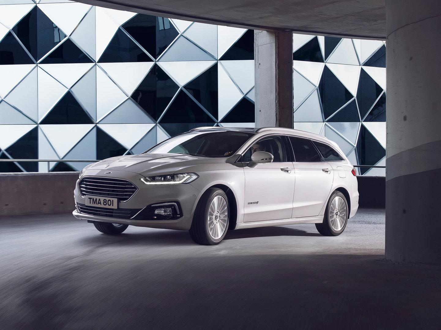Ford Mondeo Hybrid im Test: Lang lebe der Flottenverbrauch